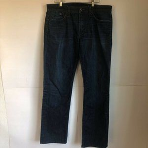 Joes Jeans Mens The Brixton Fit Denim Blue 33